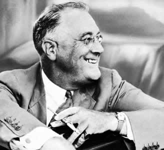 Lincoln's, FDR's Remarkably Similar Paths to War
