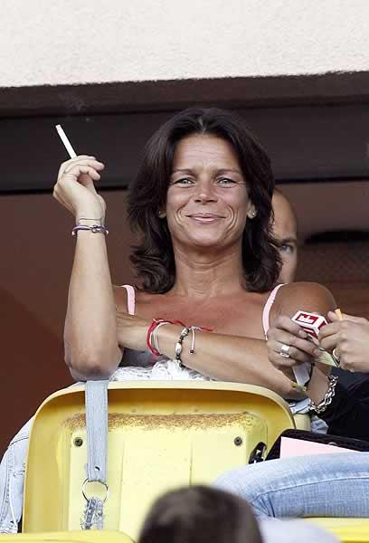 Princess Stephanie Monaco