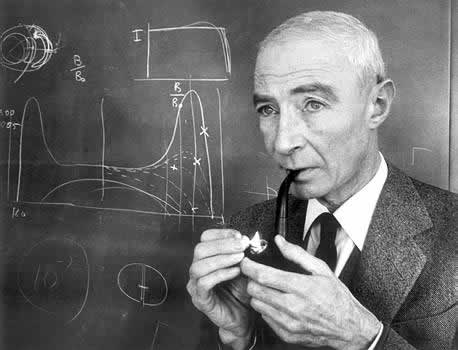 J. Robert Oppenheimer | Smokers Association
