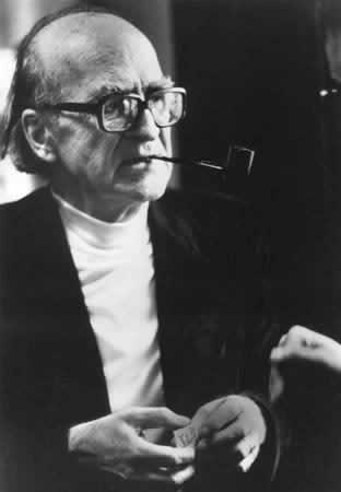 Mircea Eliade, a great smoker